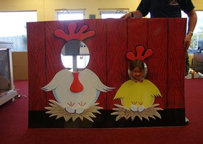 Chicken Cutouts