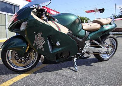 Hayabusa Motorcycle Graphics