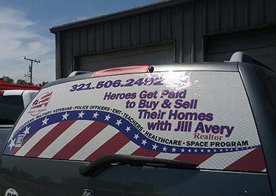 Homes For Heroes Window Perf