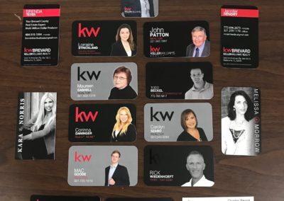 Keller Williams Busines Cards