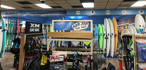 Ron Jon Surf Shop Graphics