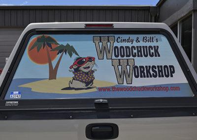 Woodchuck Workshop Window Perf