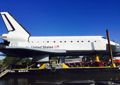 Lifesize Shuttle Replica Graphics
