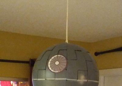 Star Wars Light Graphic
