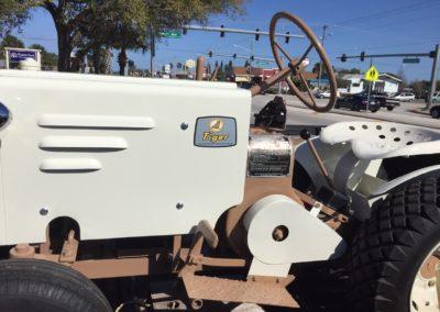 Tractor Decals