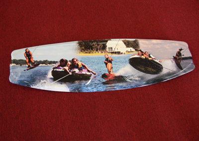 Wake Board Wrap