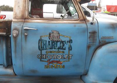 Custom Truck Decals Merritt Island